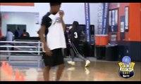 『詹皇小孩 vs 韋德小孩』狂! 兄弟小孩的經典對決! Lebron James Jr vs Dwyane Wade Jr Zaire Wade EPIC SHOW