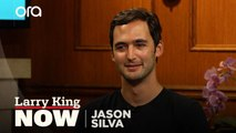 Jason Silva and Larry King are both afraid of death