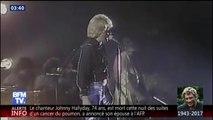 Johnny Hallyday est mort, retour sur sa carrière