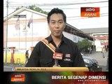 Laporan terkini dari Muar, Johor