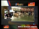 Laporan terkini Hakim dari Muar, Johor 10:00AM
