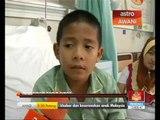 Budak hilang jari akibat mercun