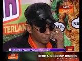 Keluarga, peminat pembakar semangat Saiful Apek
