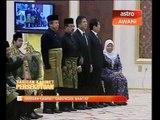 Harapan rakyat: Barisan kabinet gabungan mantap