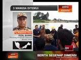 Remaja lemas di Sungai Muar: Tiga mangsa lemas ditemui