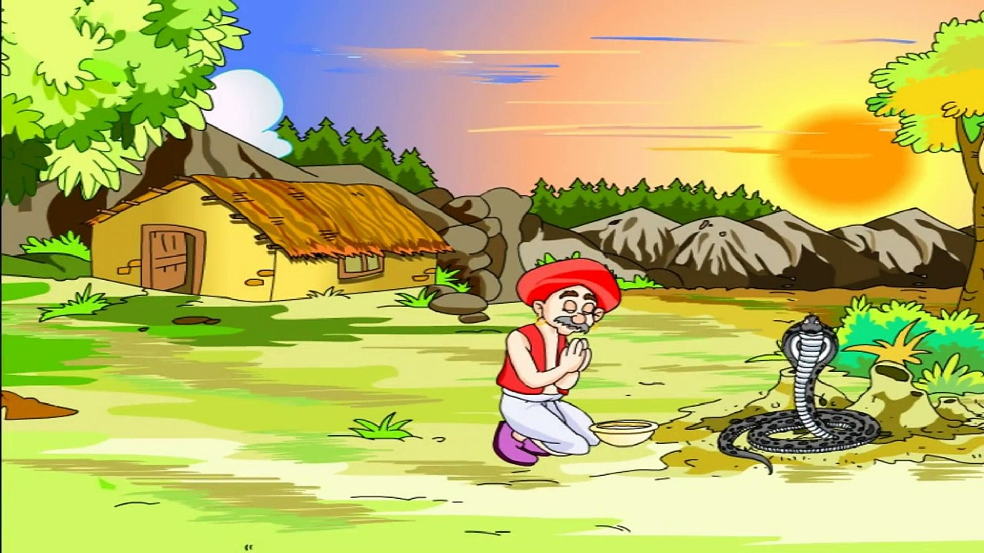 Moral Stories In Hindi - Kids Education