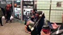 Cardi B's 'Bodak Yellow' Starts a Dance Party at New York Subway Station