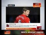 Sah! Steven Gerrard tinggalkan Liverpool FC