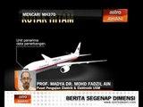 'Juruterbang masih boleh hantar isyarat walaupun pesawat dirampas'