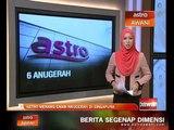 Astro menang 6 anugerah di Singapura