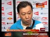 Lee Chong Wei diharap fokus aksi akhir