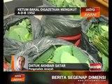 Ketum bakal digazetkan: Reaksi Datuk Akbar Satar