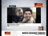 Pengguna media sosial lancar 'Troll' baru buat Suarez