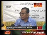 Ahli UMNO perlu terbuka terhadap suara akar umbi - Khaled Nordin