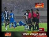 Spurs vs Harimau Malaya: Tiga pemain Terengganu lapor diri