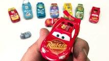 Cars 3 Lightning McQueen After Crash in Movie Custom Disney Pixar cars 3 cars next generat