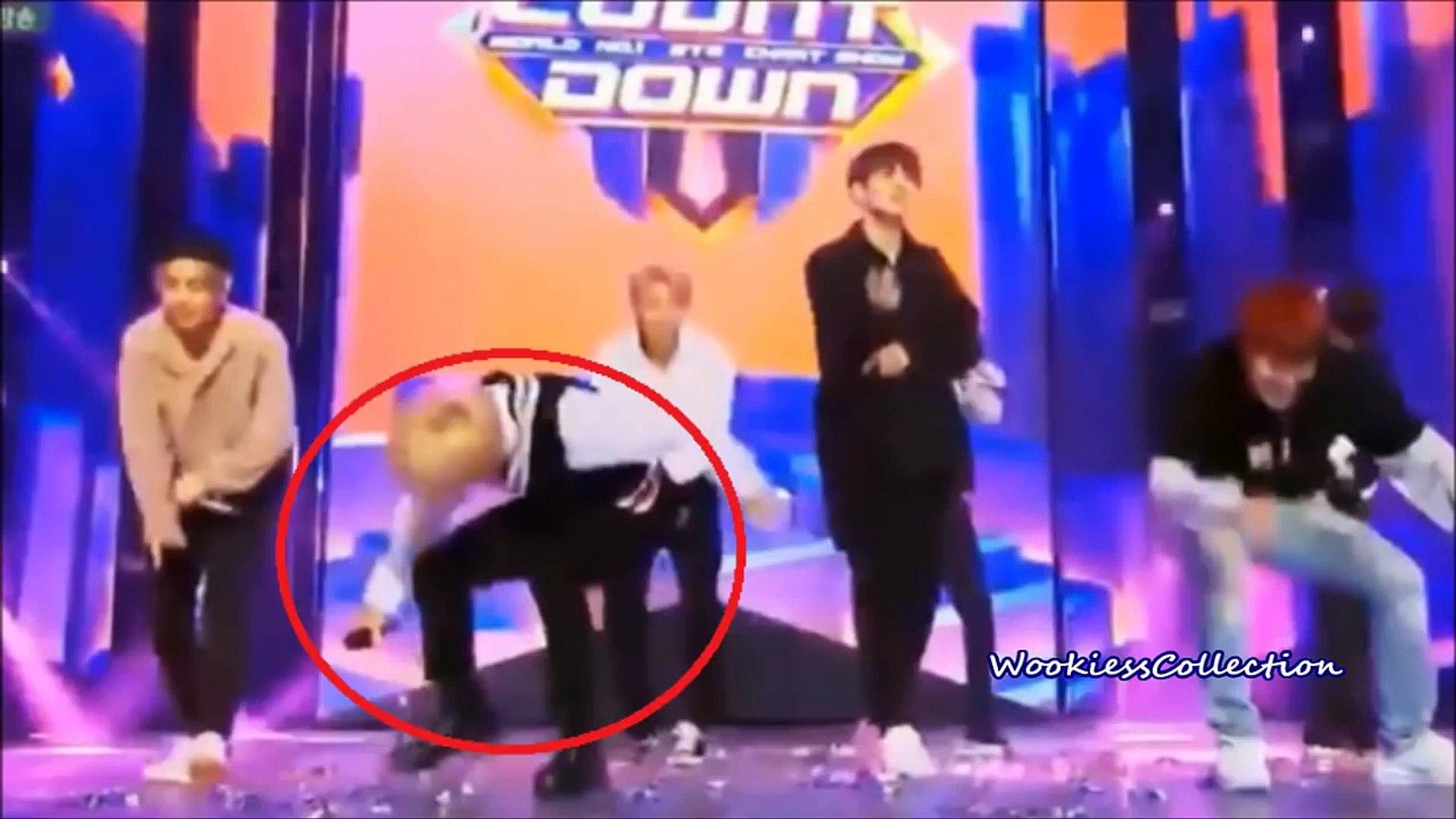PART 341 - Kpop Mistake & Accident [BTS (Bangtan boys) 'DNA']-fjHIu3SW-bU