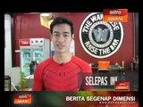 Fit AWANI 04 - Cabar KL Dragons, senaman cara Kit Mah & skateboarding Putrajaya