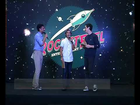 Rocketfuel Entertainment teroka pemasaran influencer
