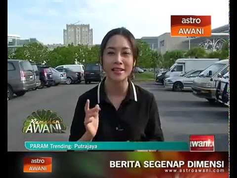 Ramadan AWANI: PARAM trending - Putrajaya