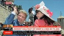 CNews résume la riche vie de Johnny Hallyday en photos et en musique - Regardez