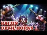 SMITE PTS 3.3: Devil Horns Raijin Preview