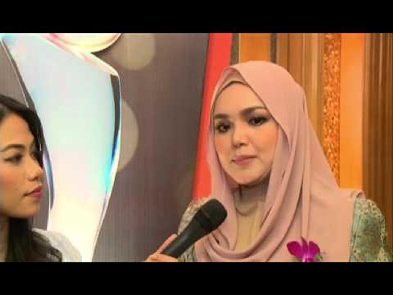 Siti Nurhaliza berehat daripada terlibat konsert besar