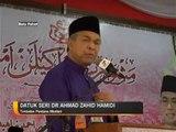 Ahli UMNO perlu contohi semangat juang atlit negara