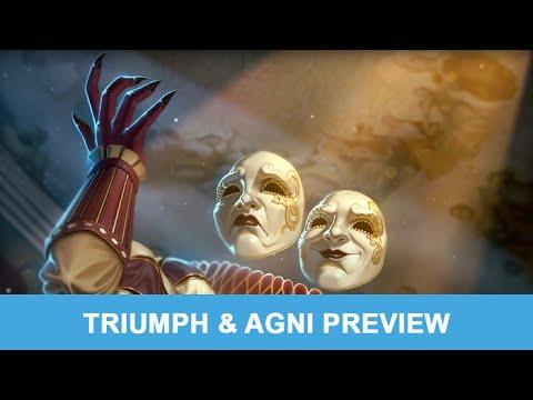 SMITE: Triumph & Agni Preview