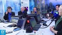 Johnny Hallyday face aux médias : l'hommage de Philippe Vandel