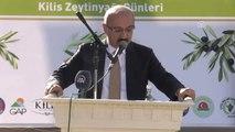 """Bakan Elvan: """" Allah'ın İzniyle Kilisli Üreticimizi Sadece Türkiye'de Değil, Dünyada da Tanıtacağız"""""""