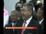 Ahmad Bashah mula tugas Menteri Besar Kedah