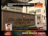 Pendakwaan kes bunuh Anthony Kevin Morais Mahkamah Petaling Jaya