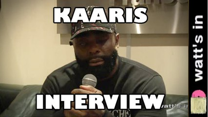 Kaaris : Dozo Interview Exclu