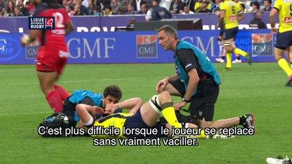 Rugby | Commotion cérébrale - La vidéo au soutien des joueurs