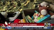 Operation Santa Claus raises money for Valley charities