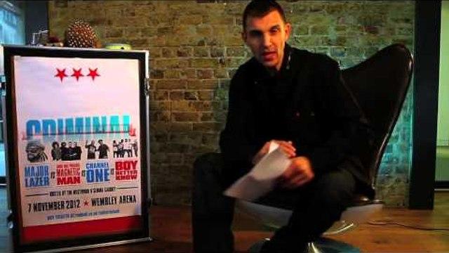 Red Bull Culture Clash - Tim Westwood - Karl Ngango x Major Lazer