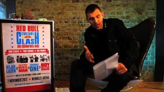 Red Bull Culture Clash - Tim Westwood - Shannon Parkes x Annie Mac