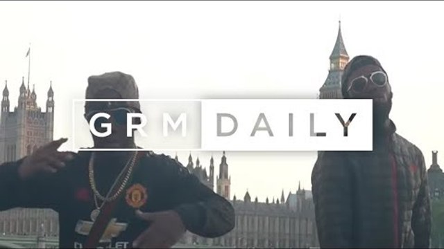 King Myers x Jamz - Wicked  [Music Video] | GRM Daily