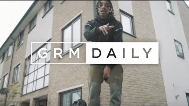 Culprit - Secure The Bag (Prod. by Rowntree) [Music Video] | GRM Daily