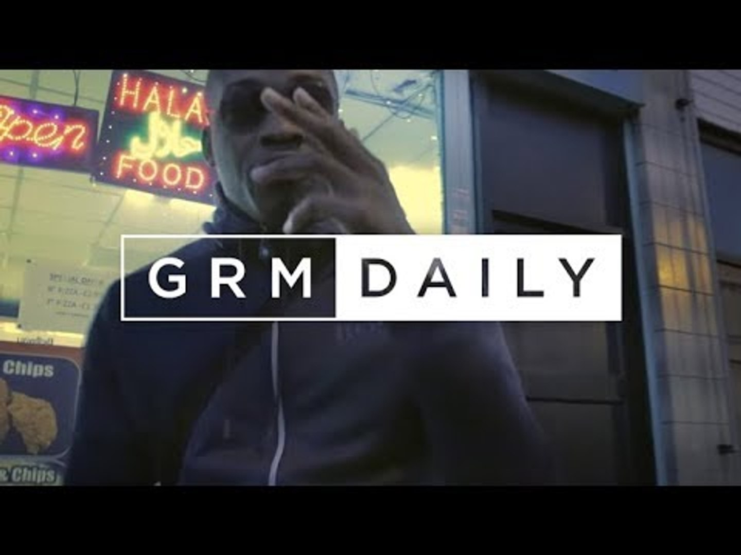 Bluey - I'm On What You're On (Prod. by Bluey) [Music Video] | GRM Daily