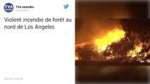 Etats-Unis : Un gigantesque incendie en Californie, un mort et 27000 personnes évacuées