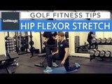 Golf Fitness Series: Tip 1 - Hip Flexor Stretch