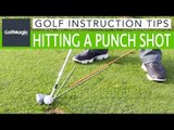 Golf Instruction Tips #11: How to hit a plugged ball out of a bunker