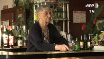 Meet Marie-Lou, a 100-year-old bar owner in France
