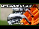 TaylorMade M1 iron review 2017: The best improvement golf irons? | GolfMagic Club Test