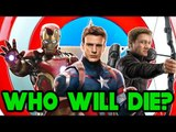 Captain America: Civil War - Who Dies? | Predictions