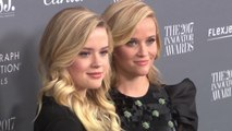 Reese Witherspoon And Daughter Ava Phillippe Twin Out At Jewelry Opening