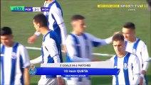 2-1 Madi Queta Goal UEFA Youth League  Group G - 06.12.2017 FC Porto Youth 2-1 AS Monaco Youth