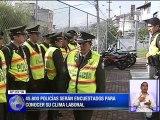 Encuesta laboral a personal policial del país para conocer su clima laboral
